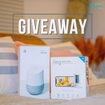 Google Home and Ring Doorbell Giveaway