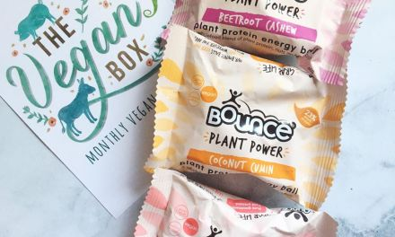 Free Box of Bounce Protein Ball Snacks