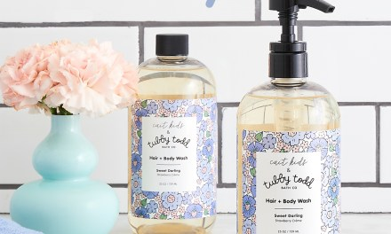 Tubby Todd Bath Co and Caitlin Wilson Design Giveaway