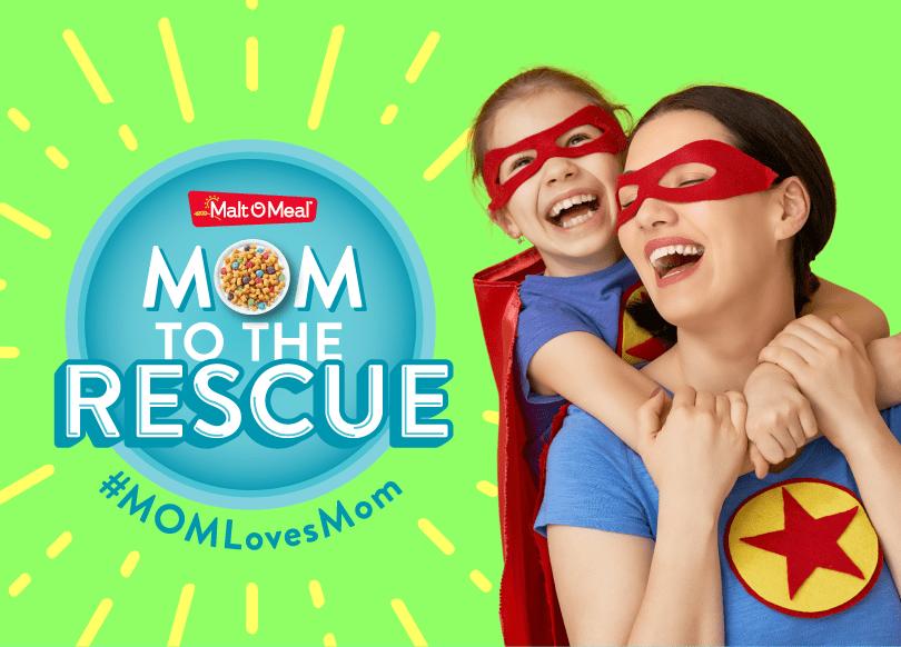 Malt-O-Meal Mom to the Rescue Contest