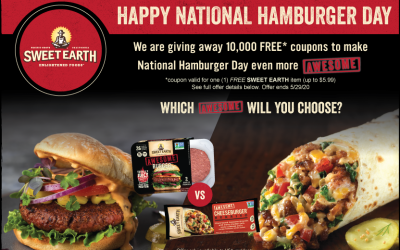 FREE Sweet Earth Foods Product Coupon