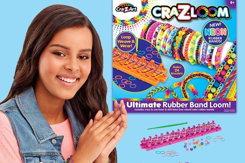 Cra-z-Art Loom Giveaway