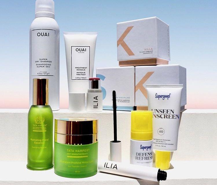 ILIA Beauty Instagram Giveaway