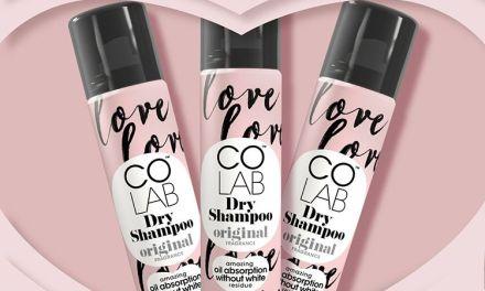FREE Colab Dry Shampoo