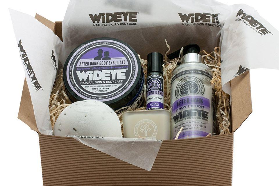 Free Wideye Gift Box