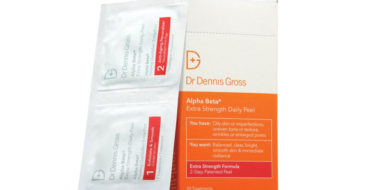 Free Dr. Dennis Gross 7 Day Peel Sample