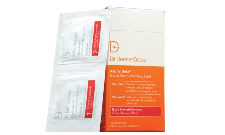 Free Dr. Dennis Gross 7 Day Peel Sample