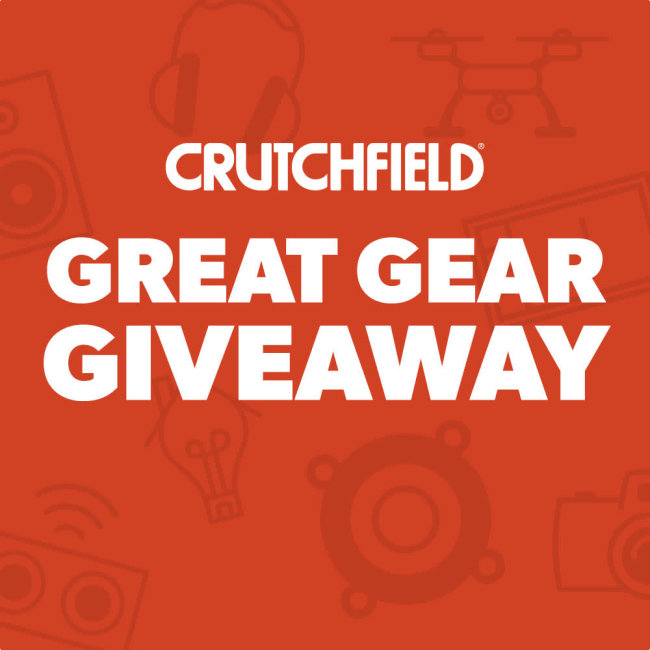 crutchfield-monthly-giveaway
