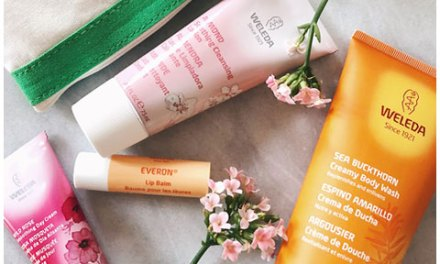 Weleda Inner Nature Bundle Giveaway