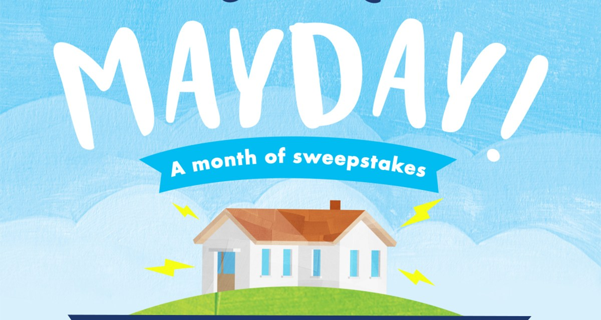 The Stonyfield Rainy Day Sweepstakes