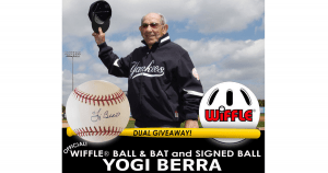 Wiffle Ball Giveaway