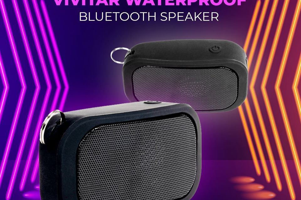BuyDig Waterproof Bluetooth Speaker Giveaway