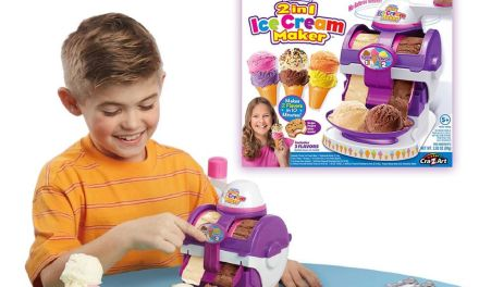 Cra Z Art Kids Ice Cream Maker Giveaway