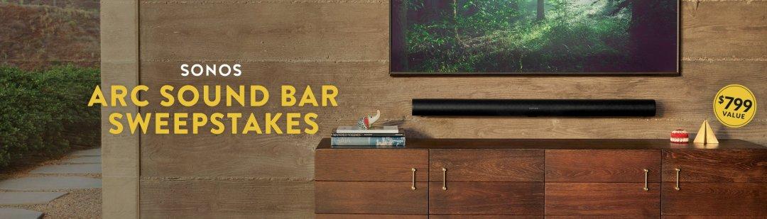 sonos-arc-sound-bar-sweepstakes