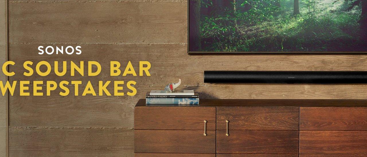 Sonos Arc Sound Bar Sweepstakes
