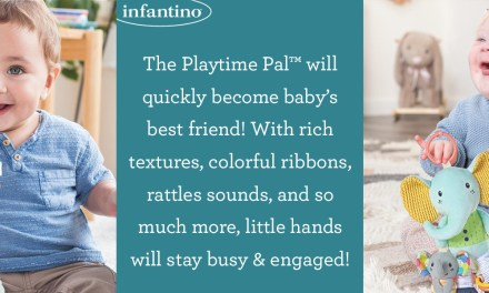 Infantino Playtime Pal Elephant Product Testing Opportunity