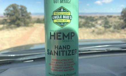 FREE Uncle Bud's Hemp Product