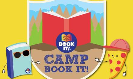 Pizza Hut Camp BookIT