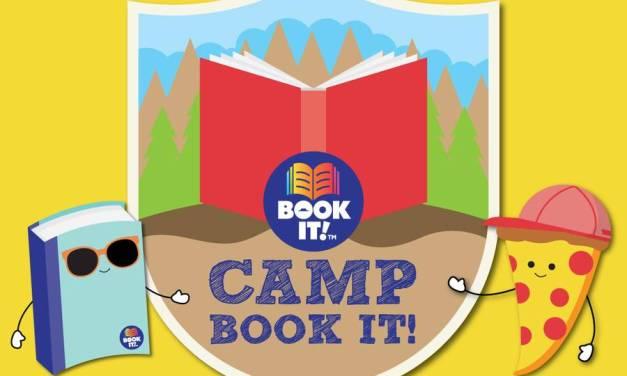Pizza Hut Camp BookIT