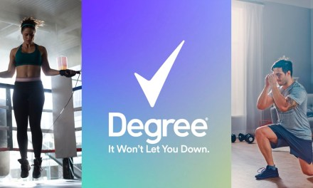 Free Degree Antiperspirant Sample