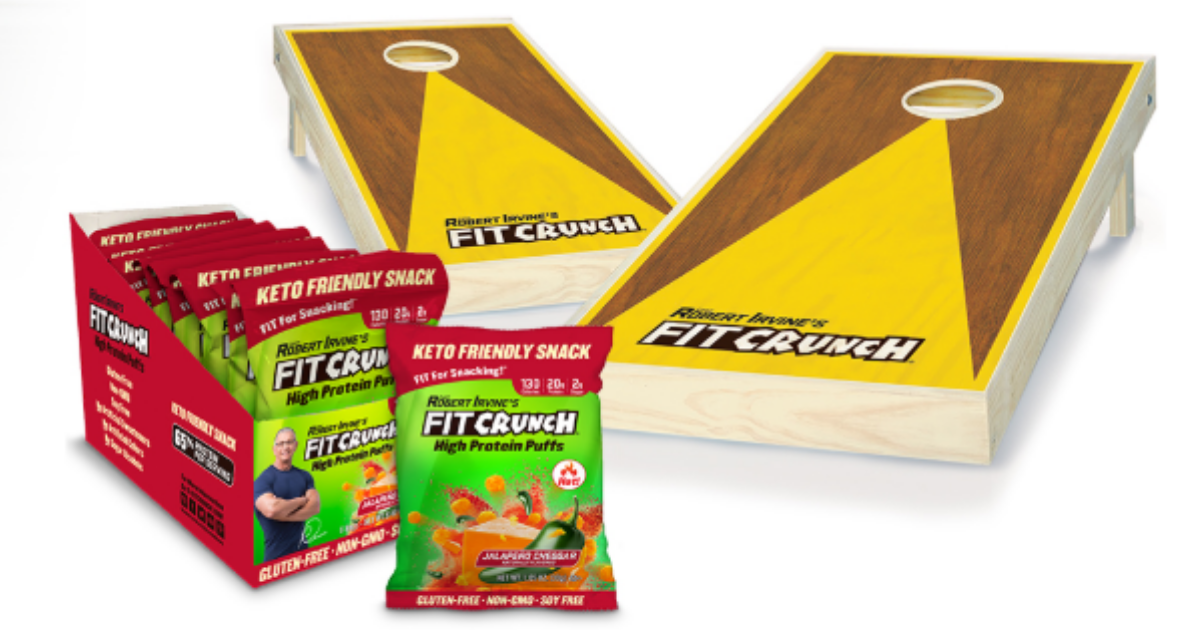 FitCrunch Father's Day Contest