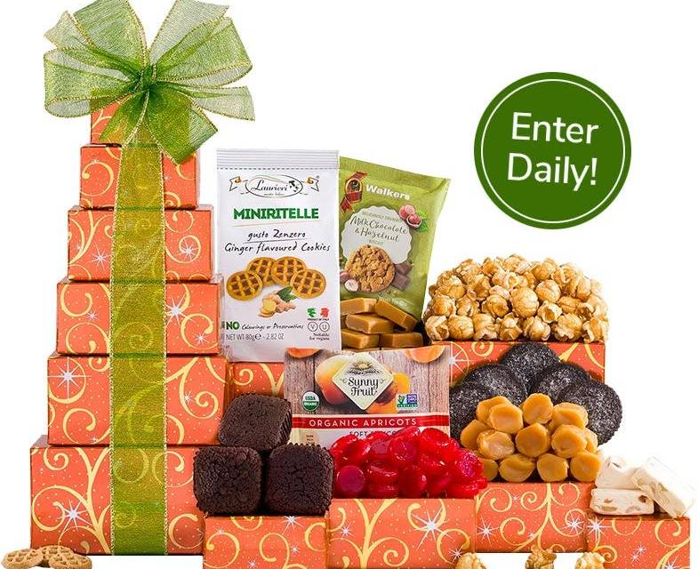 Demco Summer Tower of Treats Giveaway