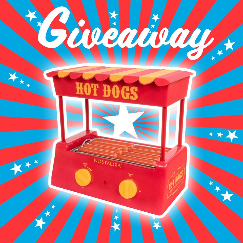 nostalgia-hot-dog-roller-giveaway