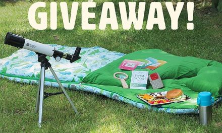 Kids Camp Giveaway