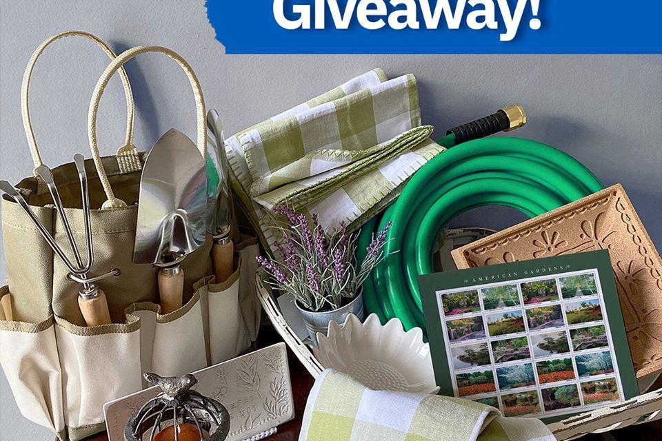 SWAN Summer Garden Giveaway