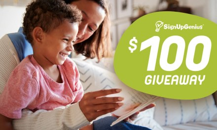 Sign Up Genius Visa Gift Card Giveaway