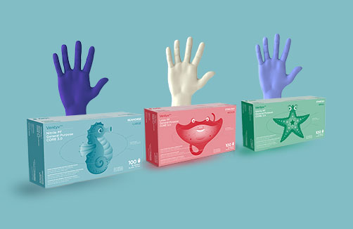 Free Ventyv Disposable Gloves Sample