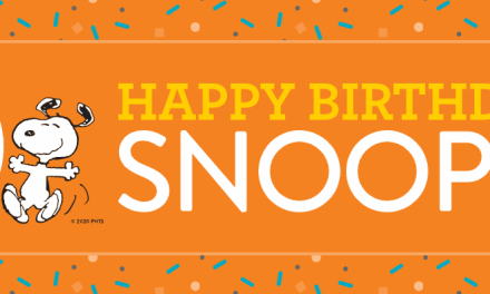 Happy Birthday Snoopy Sweepstakes
