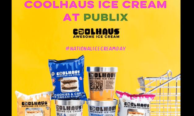 FREE Coolhaus Ice Cream