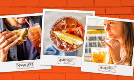 FREE Tea at McAlister's Deli