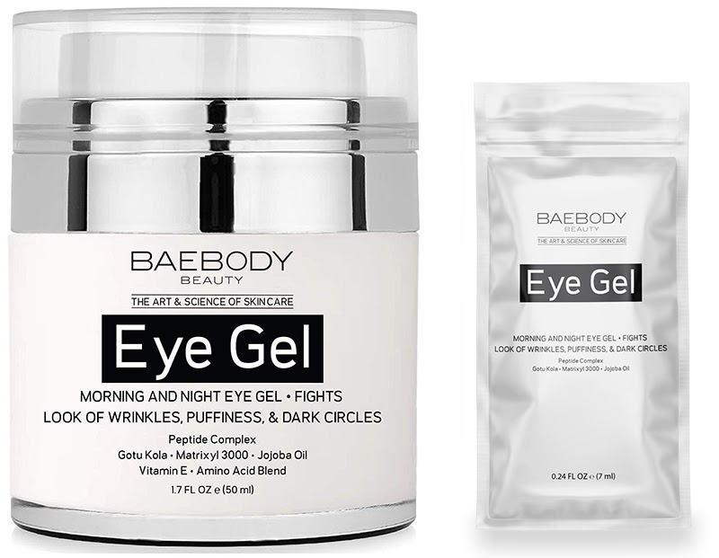 Free Baebody Eye Gel Sample