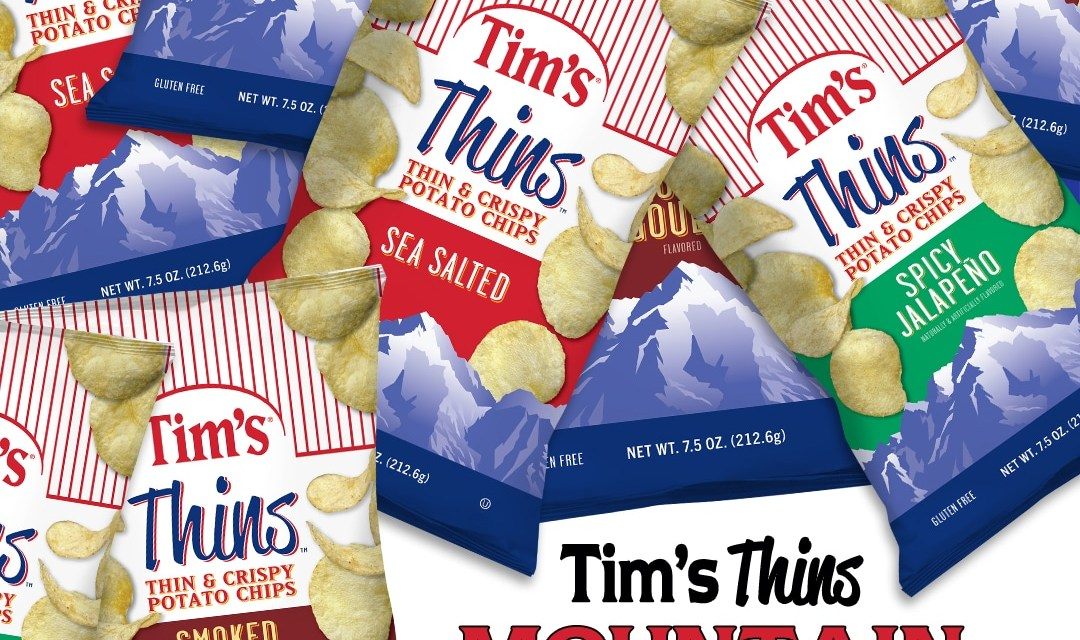 Tim's Thins Mountain of Flavor Giveaway