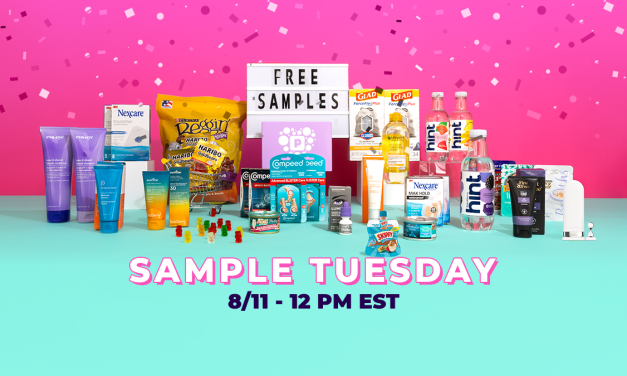 PinchMe Sample Tuesday