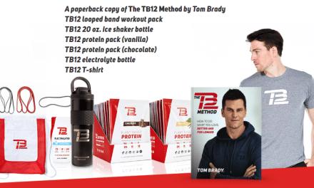 TB12 Method Sweepstakes