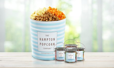 The Hampton Popcorn and Candy Co Giveaway