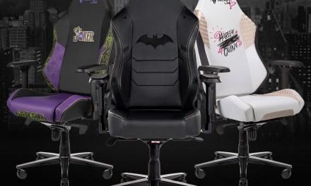 SecretLab Batman Day Giveaway