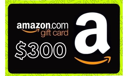 Zabba $300 Amazon Gift Card Giveaway