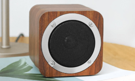 FREE Retro Bluetooth Speaker