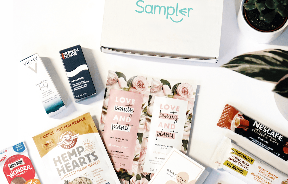 Sampler September Sample Party is LIVE