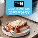 Cali'flour Foods Work From Home Giveaway