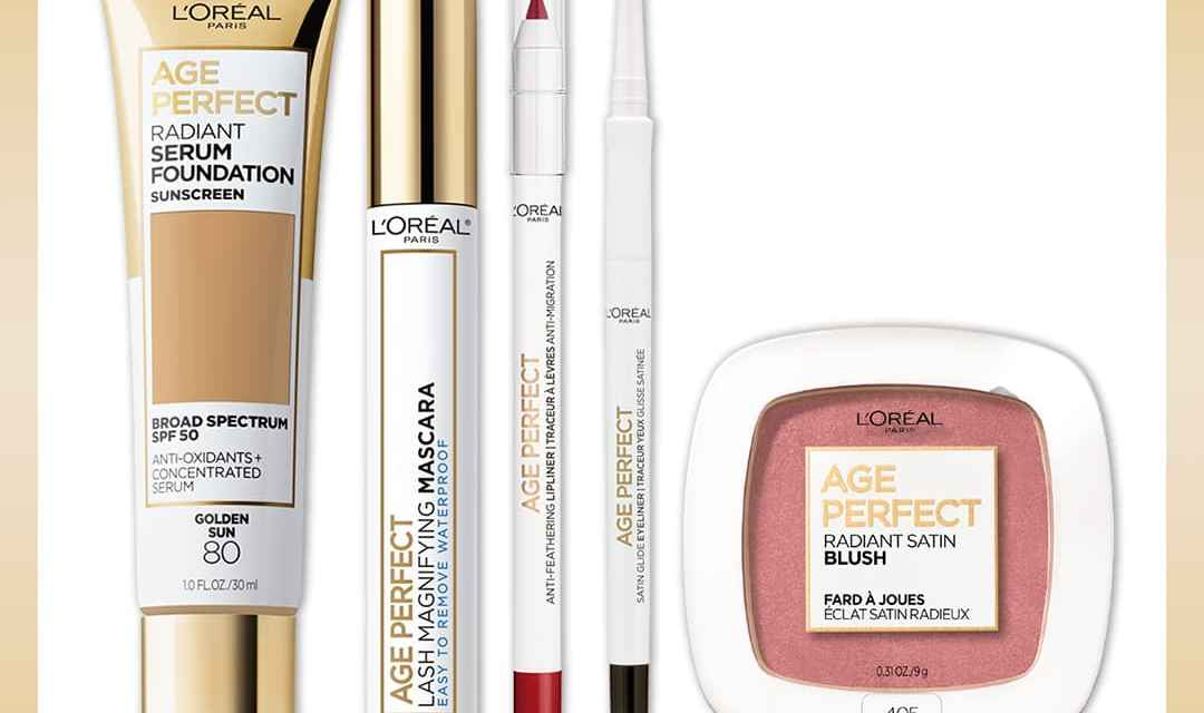Free L'Oreal Age Perfect Prize Pack