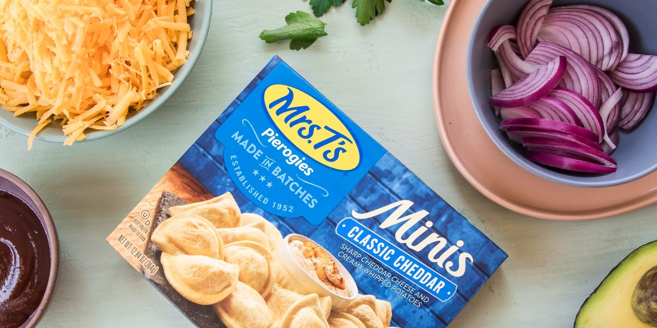 FREE BOX OF MRS TS PIEROGIES