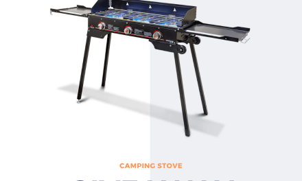 Outland Living Camping Stove Giveaway