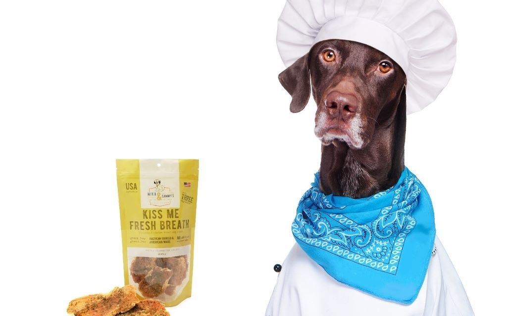 FREE Mika and Sammys Dog Treat Sample