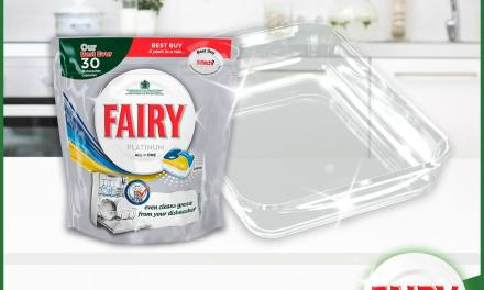 Free Fairy Dishwasher Tablets Box