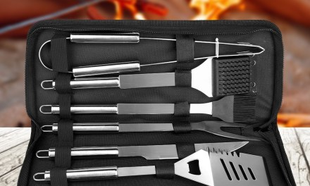 Grilling Accessories Grill Tools Set Giveaway